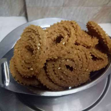 Photo of Chakli by Ujwala Surwade at BetterButter