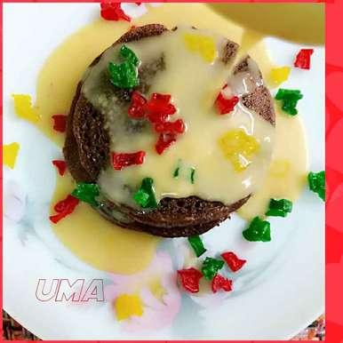 Photo of CHOCOLATE PANCAKE by uma Pandit at BetterButter