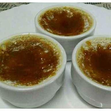 Photo of Coconut rice pudding Crème brûlée by Uma Sarkar at BetterButter