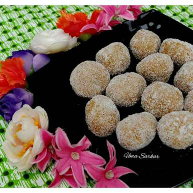 Photo of Dharwar peda by Uma Sarkar at BetterButter