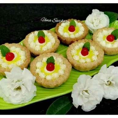 Photo of Lemon tart by Uma Sarkar at BetterButter