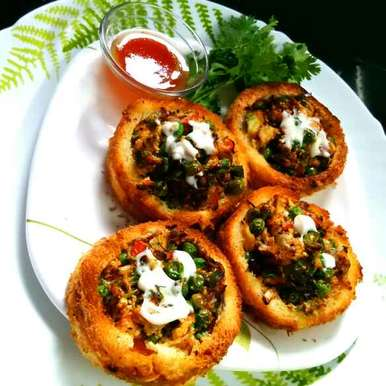 Photo of Bread chicken disc by Umasri Bhattacharjee at BetterButter