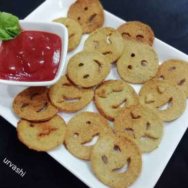 Photo of Baked Oats Emojies by Urvashi Belani at BetterButter