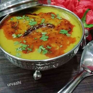 Photo of Sorghum Flour Curry by Urvashi Belani at BetterButter