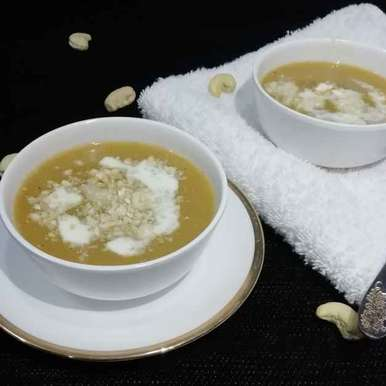 Photo of Cashewnuts Soup by Urvashi Belani at BetterButter