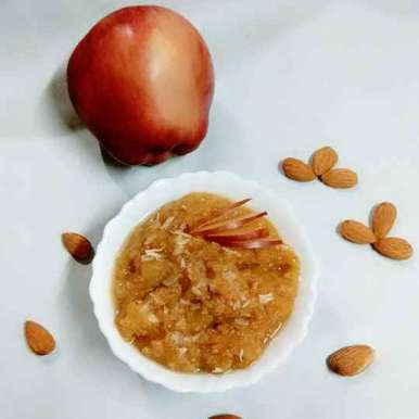 Photo of APPLE HALWA by Dr. Faraah Khan at BetterButter