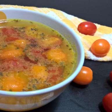 Photo of Tomato Dal by usashi mandal at BetterButter