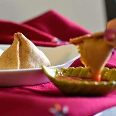 Photo of Baked Cauliflower Samosa by usashi mandal at BetterButter