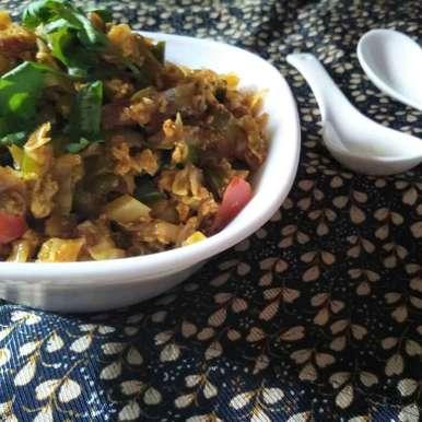 Paneer bhurji recipe in Hindi,पनीर भुर्जी, Usha Bohraa