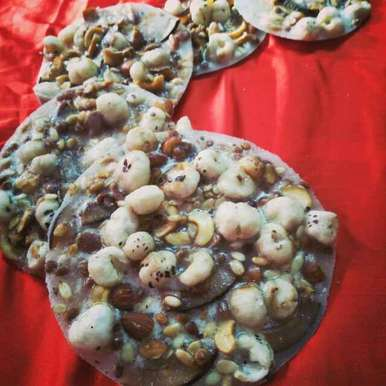 Photo of Dry fruit paag by Usha Bohraa at BetterButter