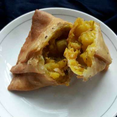 Photo of Samosa by Usha Bohraa at BetterButter