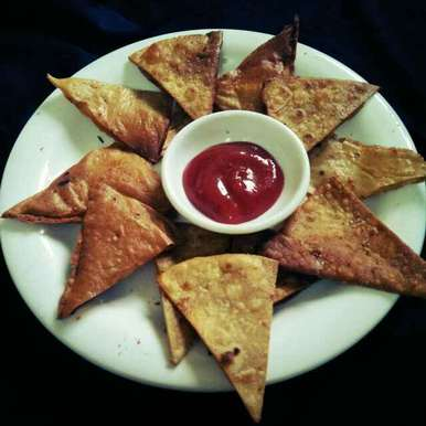 Photo of Roti nachos by Usha Bohraa at BetterButter
