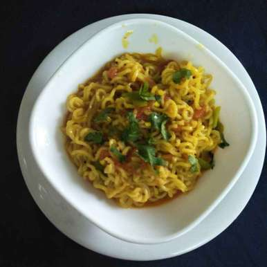 Photo of masala Maggi by Usha Bohraa at BetterButter