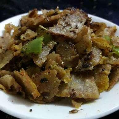 Photo of Roti chivda by Usha Bohraa at BetterButter