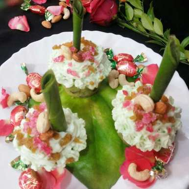 Photo of Traditional paan with peppermint cream by uzma shouab at BetterButter