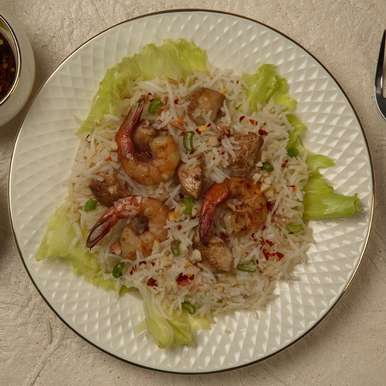 Photo of Chicken And Shrimp Rice Salad by Mishtann Basmati Rice at BetterButter