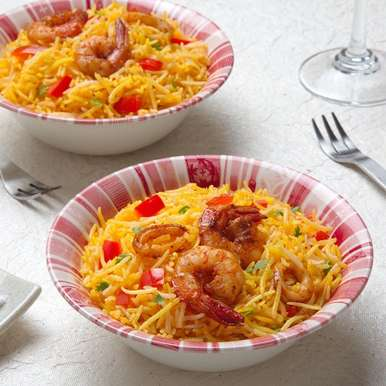 Photo of Seafood one Pot Rice by Mishtann Basmati Rice at BetterButter