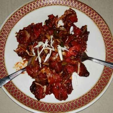 Photo of Dry Manchurian by Divya Bhatia  at BetterButter
