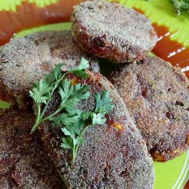 Mix veg cutlet recipe in Gujarati, મિક્સ વેજ કટલેટ, vaishali nandola