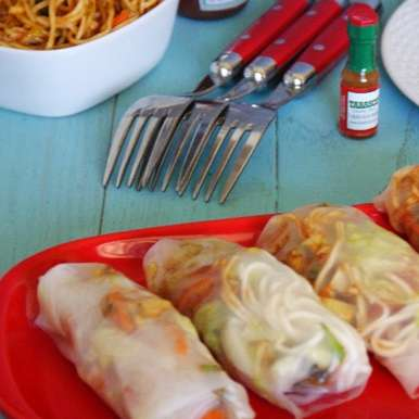 Photo of Spring Roll by vanamala Hebbar at BetterButter