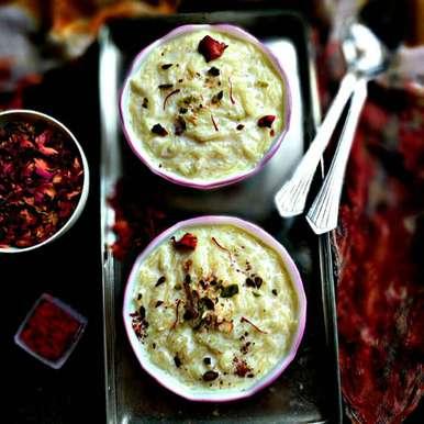Sheer khurma, How to make Sheer khurma