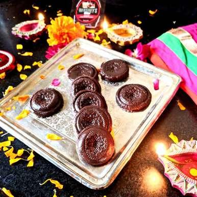 Photo of Chocolate Peda by Vandana Jangid at BetterButter