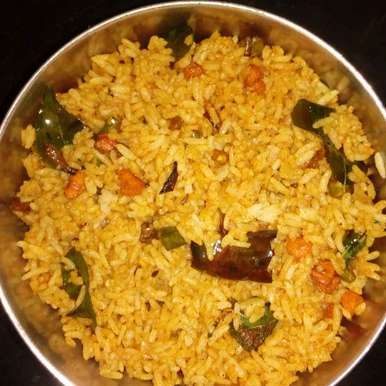 Photo of Vegetables rice by Vandhana Pathuri at BetterButter