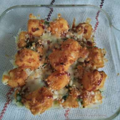 Potato cheese pop nuggets, How to make Potato cheese pop nuggets