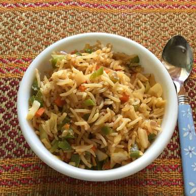 Photo of Fried Rice by Vanitha Bhat at BetterButter