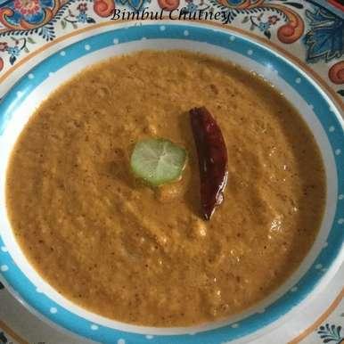 Photo of Bimbul or Bimbli Chutney by Vanitha Bhat at BetterButter