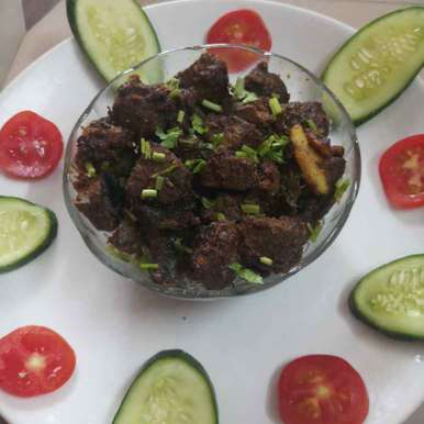 Photo of Liver fry by Vasuki Pasupuleti at BetterButter