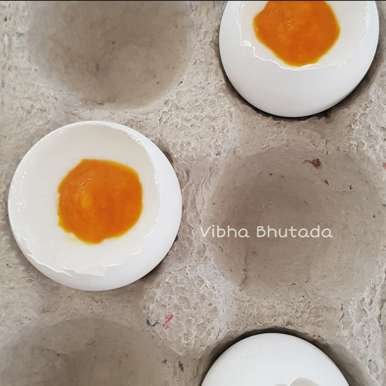 Photo of Coconut Panna Cotta And Mango Eggs - Two Ways by Vibha Bhutada at BetterButter