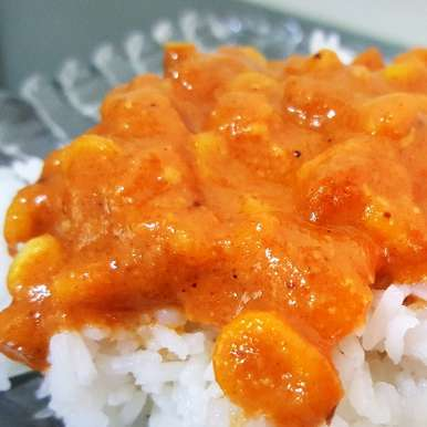 Photo of Creamy Corn Cashew Curry by Vibha Bhutada at BetterButter