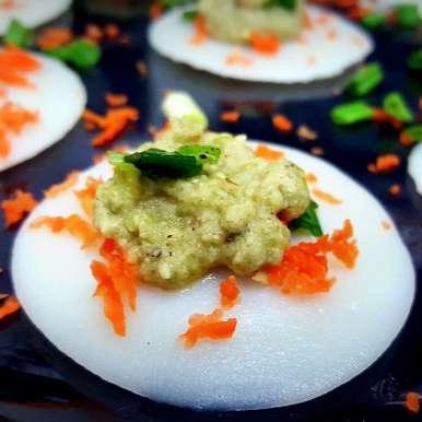 Photo of Bánh Bèo (Vietnamese Savory Steamed Rice Cakes) by Vibha Bhutada at BetterButter