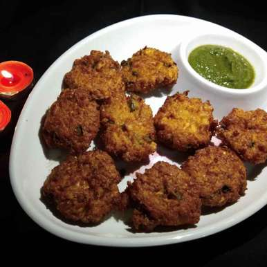 Photo of CORN VADA by Vid'zz Batra at BetterButter