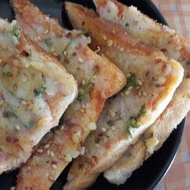 Photo of Crispy Potato Sandwich by Viney Yadav at BetterButter