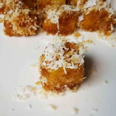 Photo of Steamed Sweet Potato Cake by Vins Raj at BetterButter