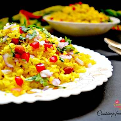 Photo of Indori poha recipe by Waagmi Soni at BetterButter