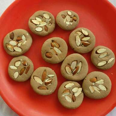 Photo of Almond cookies by Waheetha Azarudeen at BetterButter