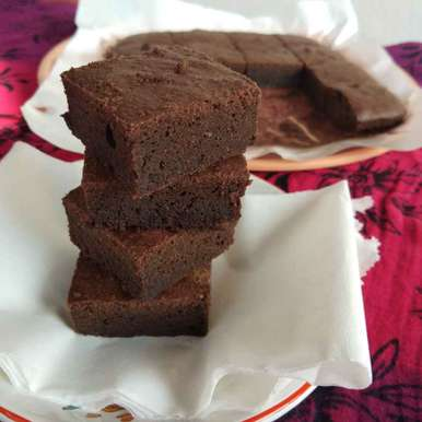 Photo of Whole millet brownie by Waheetha Azarudeen at BetterButter