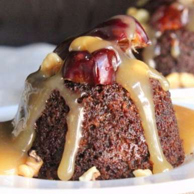 Photo of Sticky Toffee Pudding by Winola Peris at BetterButter