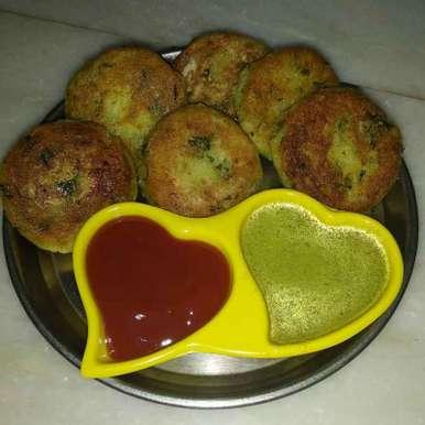 aalu tiki recipe in Gujarati, આલુ ટીકી, Yashi Bhumi Kariya