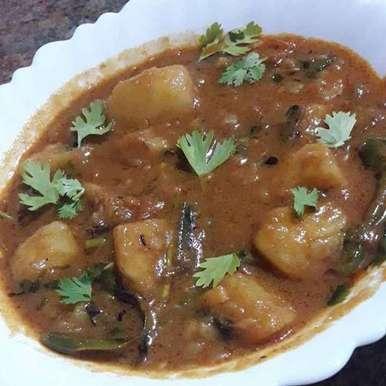 Photo of Potato Curry by Yasmin Shabira at BetterButter