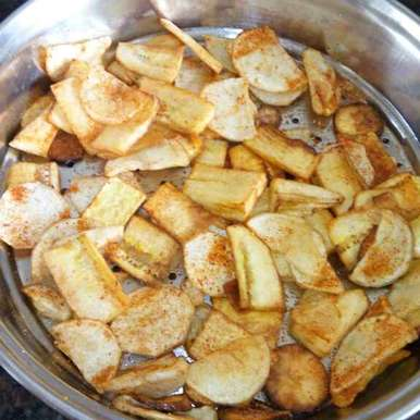 Photo of Chips chat by Vasuyavana  at BetterButter