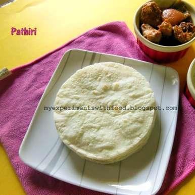 Photo of Pathiri / Soft Rice Flat Bread by Zareena Siraj at BetterButter