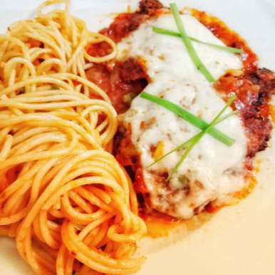 Photo of Chicken Parmagiana by Zeba f lari at BetterButter