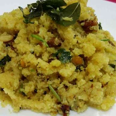 Photo of Upma by Zeenath Muhammad Amaanullah at BetterButter