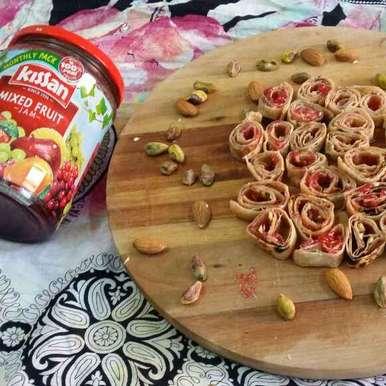 Photo of Roti Jam Rolls... by Zeenath Muhammad Amaanullah at BetterButter