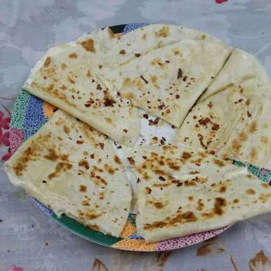 Photo of Cheesy Quesadillas.. by Zeenath Muhammad Amaanullah at BetterButter