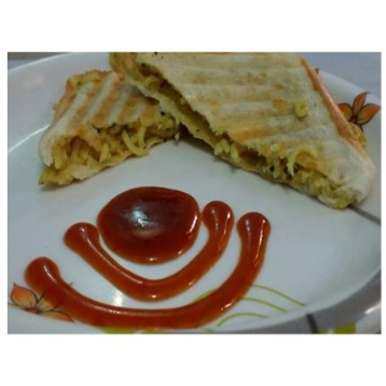 Photo of Maggi Cheese Sandwich by Zinath Hussain at BetterButter